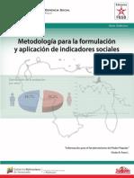 Metodologia_  Indicadores_ Sociales