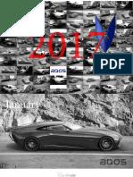 Aqos Kalendar 2017 V01, V02