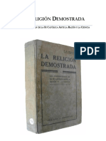 La Religión Demonstrada