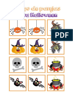 Halloween tarjetas para jugar