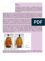 Historia Del Kimono