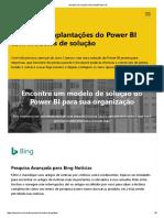 Modelos de Solução _ MS-Power BI