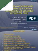 monitoreogeoqumicodelasfumarolasyfuentestermalesdevolcanesactivosdelsurdelper-120418121331-phpapp02.pdf