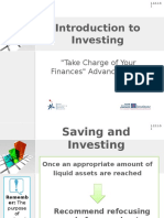 introduction to investing powerpoint presentation 1 12 1 g1
