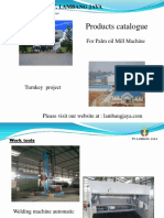 Palm Oil Machinery