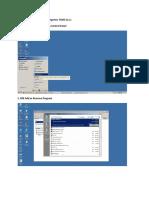 Install Ulang Program Fingertec TCMS V2.2