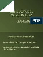 Conducta Del Consumidor