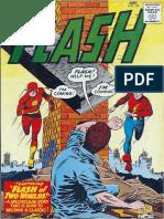 Flash Dos Mundos