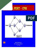 Capítulo IIb - El Pert - Cpm