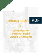 1er Grado Unidad Didactica Integrado