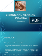Cirugia Bariatrica_nutrición y Seguimiento