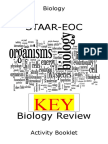 Biology Review Activity Booklet - Teacher 2014-15 - KEY