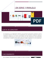 Capacitores en Serie y Paralelo Powerpoint Completo 2
