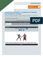 Juguetes de Marvel _ Muñecos de Marvel _ Marvel