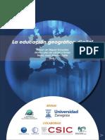 Descripción de Una Experiencia de Enseñanza Aprendizaje de Geografía en Nivel Superior (Elaboración de Dossier)