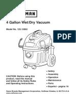 Craftsman 12002 Manual