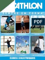 Folheto Clubes e Colectividades - 2010/2011