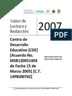01 D.B - Taller de Lectura y Redacción I.pdf