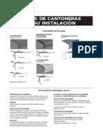 08. Instalacion Cantonera Escalera