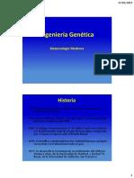 Clase 3B Biotecnología Moderna