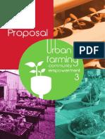 Proposal CE Urban Farming