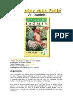 Val Daniels - La Mujer Mas Feliz.doc