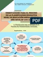 Jornada de Planificacion Pcc- Nuev