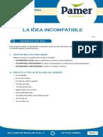 AV Sem 7 Idea Incompatible