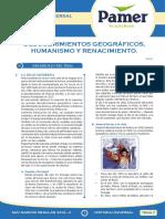 HU_Sem_7_Descubrimientos Geograficos, Humanismo y Renacimiento
