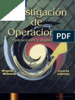 Introducción a la investigación de operaciones, 9º  Edición - Frederick S. Hillier & Gerald J. Lieberman