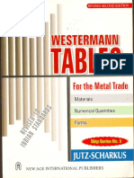 Westermann Tables New