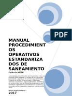 Plan Sanitización Pollería Huapi