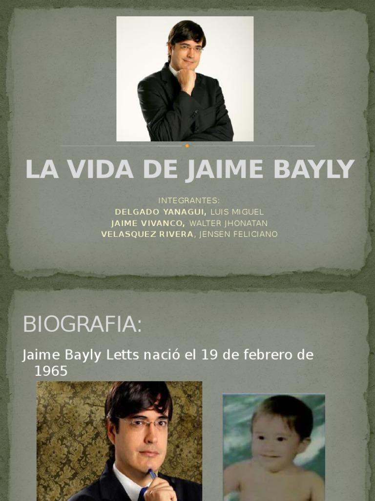 La Vida De Jaime Bayly Television Entretenimiento General Последние твиты от jaime bayly (@baylyofficial). la vida de jaime bayly television