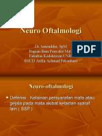 Neuro Oftalmologi Dr AmiruddinSpM...