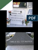 Cosa de cementerios