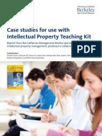 Case Studies for Use With IP Teaching Kit En