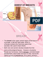 Assessment of Breasts