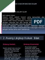 Hukum Islam Dan Ham