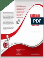 Free Psd 3 Fold Brochure