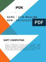 Ppt Soft Computing