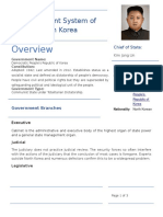 government system of north korea2
