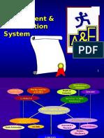 A&E Assessment & Certification System