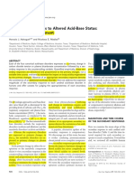 2010 - Secondary Responses to Altered Acid Base Status (JASN) (1)