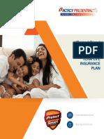 ICICI Pru IProtect Smart Illustrated Brochure