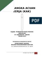 KAK  PRODUK UNGGULAN DAERAH.doc