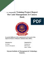 Mandeep Kaur Cash Management