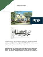 Lembar Informasi Gambar Proyeksi Bangunan