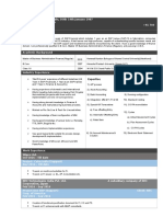 CV SAP-FICO