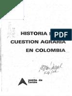 Fals Borda Historia de La Cuestion Agraria en Colombia