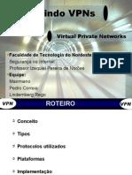 TRABALHO -  VPN